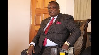 Francis Atwoli reveals his tribulations over his son who is serving in KDF