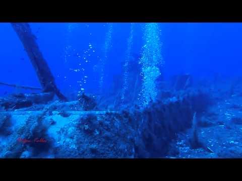MV Karwela September 2014, Wrack Karwela,Gozo,Malta