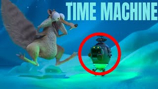 Time Machine - Ice Age: No Time For Nuts 4-D Ride