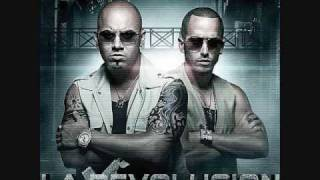 All Up To You - Wisin y Yandel ft. Aventura & Akon [La Evolucion]