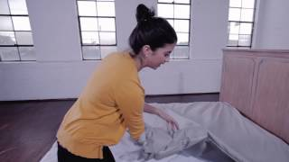 How To Stuff A Duvet Cover