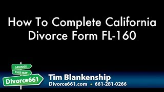 hmongbuy.net - Completing California Divorce Schedule Of Assets ...