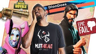 THIS IS WHAT NOT TO DO WHEN PLAYING FORTNITE! - THE MATCHES YOU DON'T SEE! | EP.11