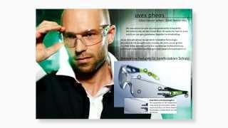 uvex pheos Schutzbrille mit innovativen Features (deutsch) - uvex safety group