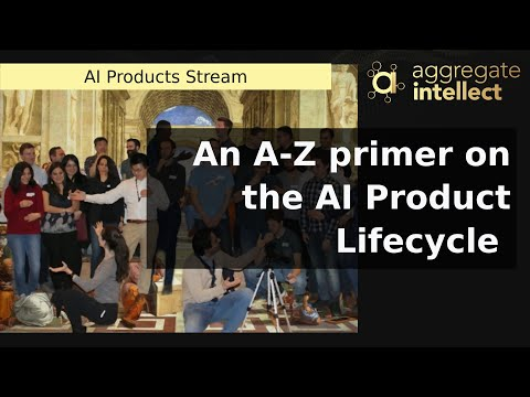 An A-Z primer on the AI Product Lifecycle