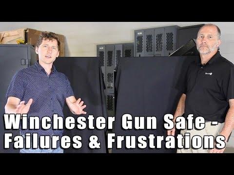 Winchester Gun Safe Fail – TWS: Ep. 11