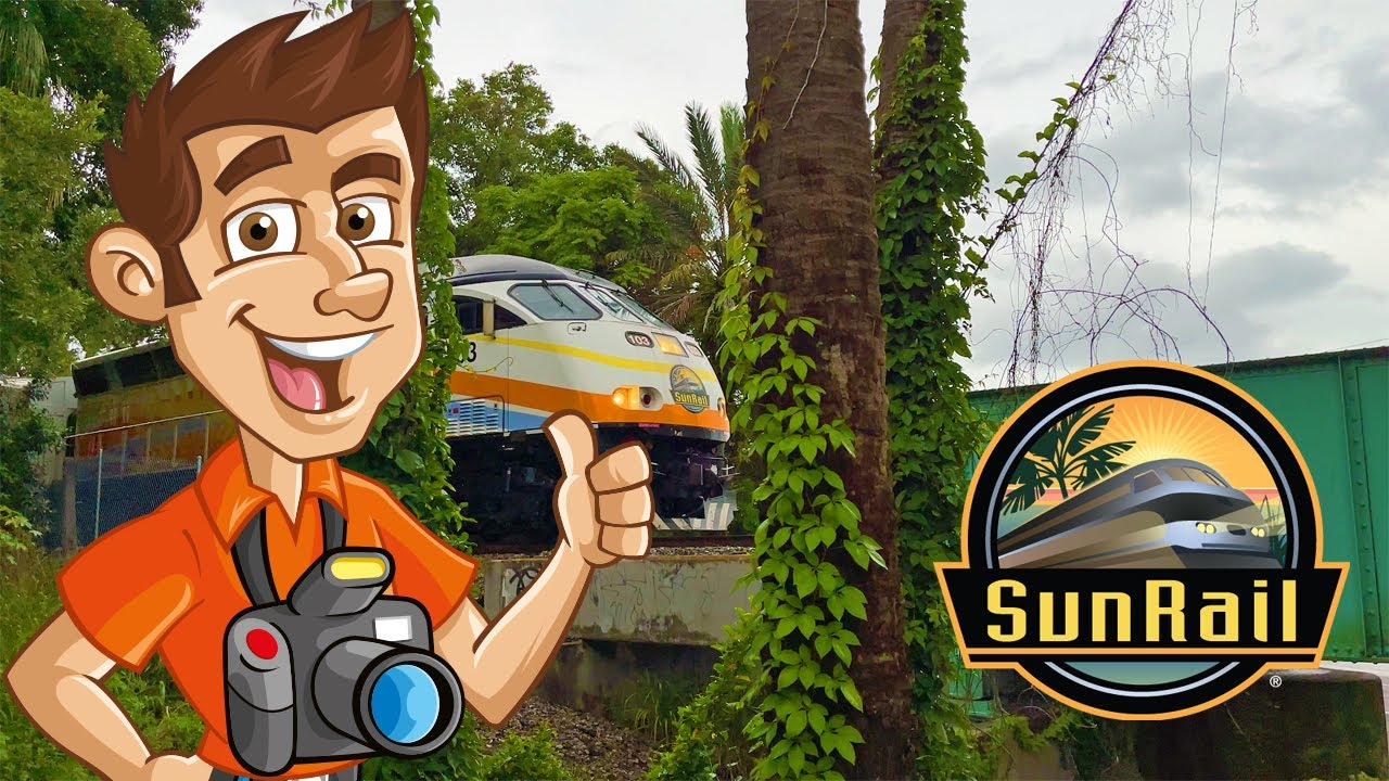 A Ride on the SunRail: Part Four