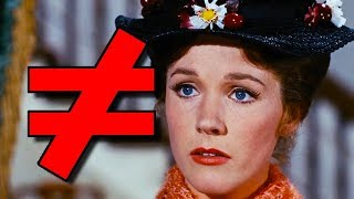 Mary Poppins – What's the Difference?