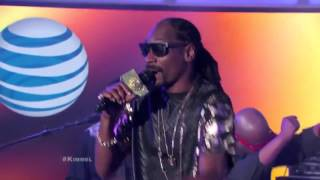 Charlie Wilson & Snoop Dogg   Infectious Live On Jimmy Kimmel Show   BMF