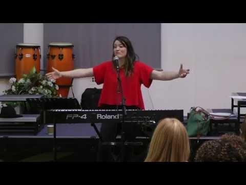 Musicademy Worship Vocals Masterclass Part 1