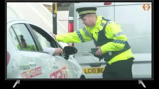 Policeman Prank 💣 LOL 💣 LOL 💣LOL / Прикол с полицейским
