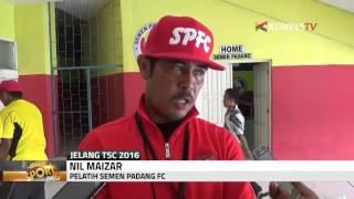 Persiapan Semen Padang Jelang TSC 2016