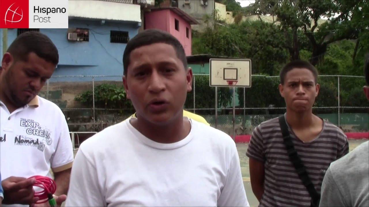 Comunidad en Caracas denuncia abusos de la Policía Nacional Bolivariana