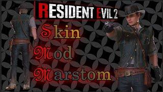 Resident Evil 2 REMAKE Modding Leon Reskin Marton Red Dead Redemption 1