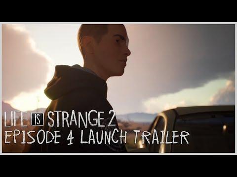 LIFE IS STRANGE 2 E4 / TRAILER