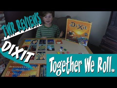 Together We Roll Malakai Reviews - Dixit