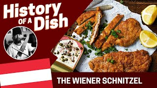 The Controversial History of the WIENER SCHNITZEL | Is it actually an Austrian dish?
