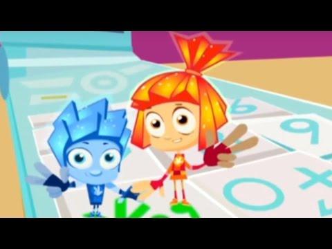 Фиксипелки: Песенки для детей - К телефону - фиксиригтон из мультфильма Фиксики