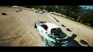 Drifting Mazda RX7 Chased by FPV Drone | FPV Cinematic | ProskateFPV