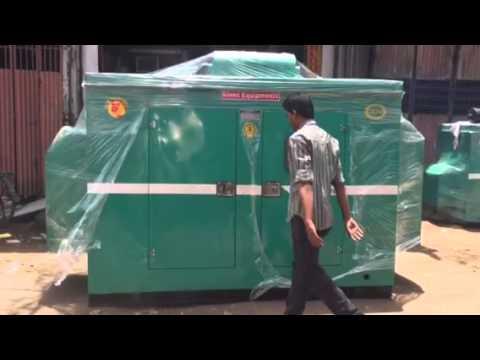 45 KVA Open Diesel Generator Set