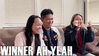 Winner - Ah Yeah (Reaction Video)