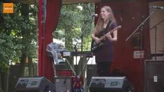 preview picture of video 'Jazzstudente Ellen Steegen verbaast publiek Genk on Stage'