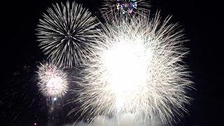 2014年第64回松山三津浜花火大会~フィナーレ2014.8.3