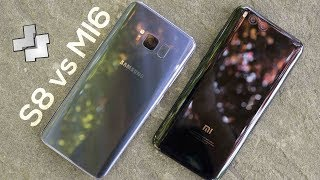 Samsung Galaxy S8 vs Xiaomi Mi 6 Review: Same Specs But One is Double the Price!