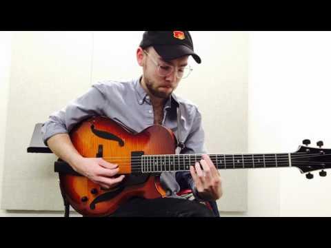 O Sacrum Convivium - Solo Guitar...