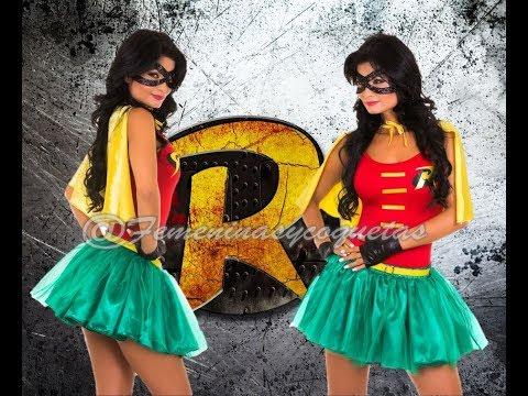 Disfraz de Chica Robin - Disfraces para mujeres