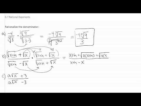 Rational Exponents p7