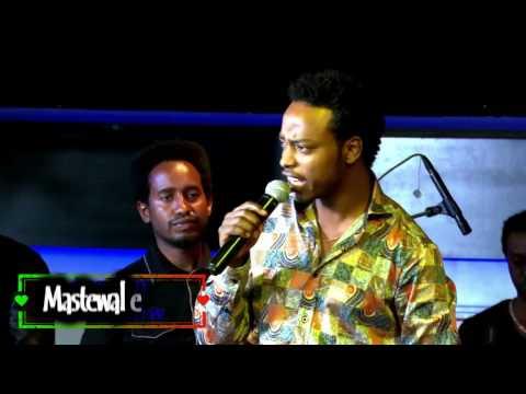 new ethiopian music 2017 by mastewal eyayu|| amen bye|| on seifu show||djeskesta production