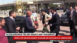 Konya'daki yarışmanın ödülleri Bakan Murat Kurum'un katılımı ile verilecek