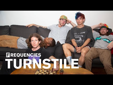 A day in the life of Turnstile, hardcore's most ambitious band: The FADER x WAV Present Frequencies