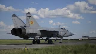 МиГ 31Б перед вылетом