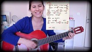 7. Gitar Dersi I Vals Ritmi I Hatırla Sevgili Gitar Ile Nasıl Çalınır ?