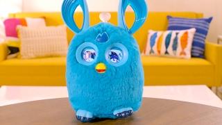 Ферби Коннект #1 Furby Connect World - игровой мультик для детей про виртуальных питомцев #ПУРУМЧАТА
