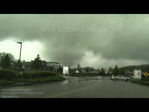 مصرع 5 إثر إعصار قوي على ولاية ألاباما الأميركية