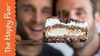 Ultimate Chocolate Lasagne - VEGAN