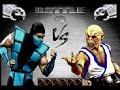 Ultimate Mortal Kombat Trilogy Hack Sega Genesis mega D