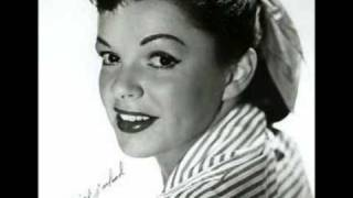Judy Garland & Vic Damone...You're Just In Love