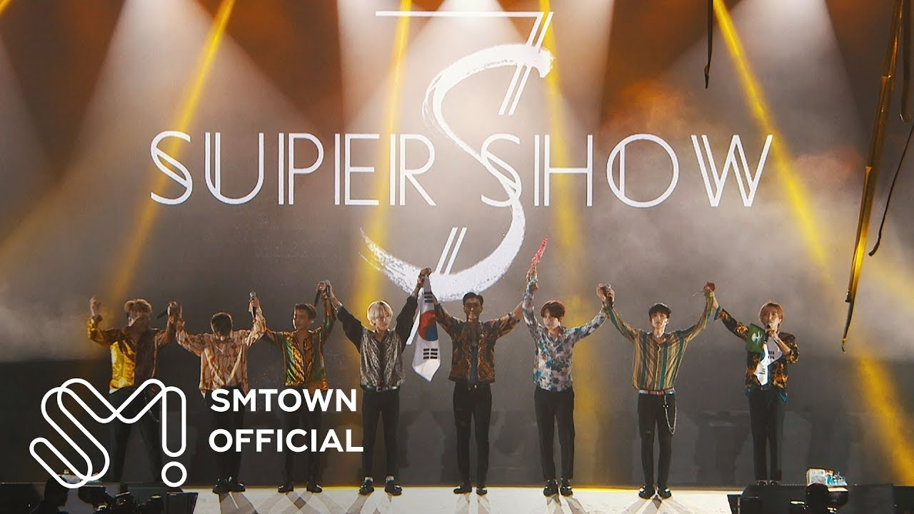Super Junior — Show