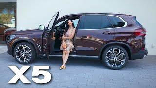 2020 Novo BMW X5 | Versão SDrive 40i 335 Hp Na Cor AMETRIN METALLIC