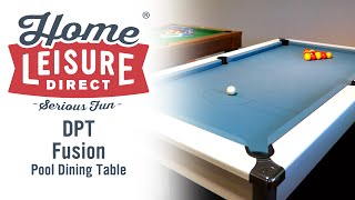 Harvard Signature American Pool Table Home Leisure Direct