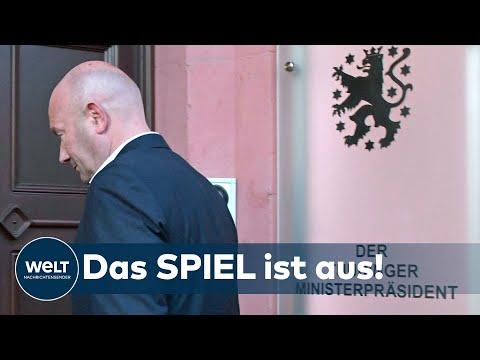 POLITIK-DRAMA IN THÜRINGEN: FDP macht Weg für Neuwahlen in Thüringen frei