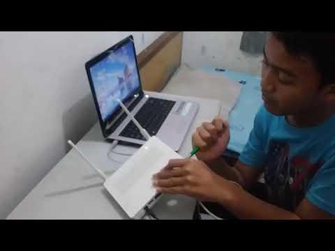 HUAWEI GPON ONU HG8546M configuration guide - игровое видео