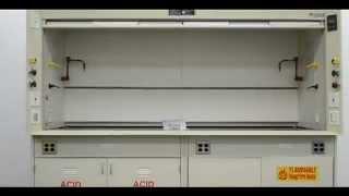 8′ Kewaunee Scientific Laboratory Fume Hood
