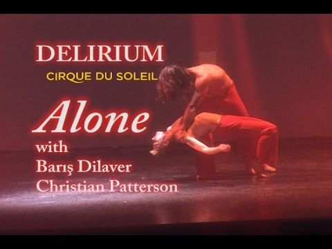 ALONE Cirque du Soleil with Baris Dilaver and Christian Patterson drum thumbnail