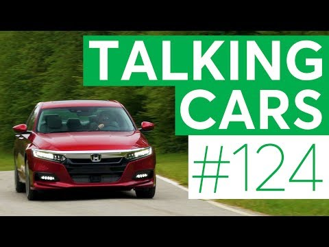 2018 Honda Accord & Tips For Dealing With Dealers | Talking Cars With Consumer Reports #124