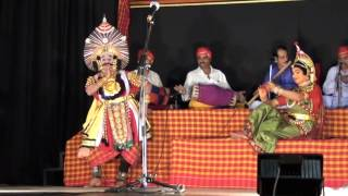 Yakshagana – Kalidasa With A Touch Of Flute – Part 3